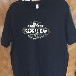NEW Old Forester t shirts